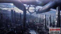 《流浪地球》地球上安装一万台行星发动机,能把地球推离太阳系吗?