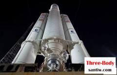 圭亚那太空港阿丽亚娜5型火箭,BepiColombo水星探测,开启最全面水星探索之旅
