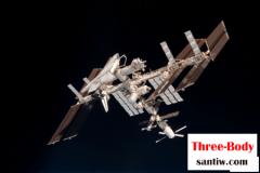 即将退役的国际空间站,居然是个缝合怪?