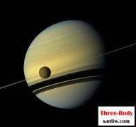 泰坦星发现亚环丙烯基自由基分子有助于生命体存活