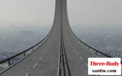 日本出现垂直马路,开往天堂?