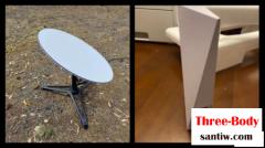 星链宽带开始买家秀:飞碟天线,几何体路由器,上网快感……