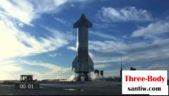 SpaceX星舰SN8首次高空试飞被迫推延