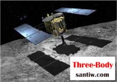 """隼鸟2号""""样本回收行动:小行星上居然挖到了人造物?"""