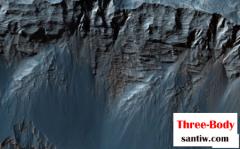 火星水手谷:宇宙最大峡谷,身世成谜或为古代外星活动遗迹