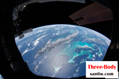太空看地球是什么体验?